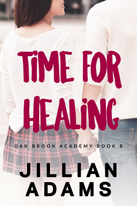 Time For Healing by Jillian Adams