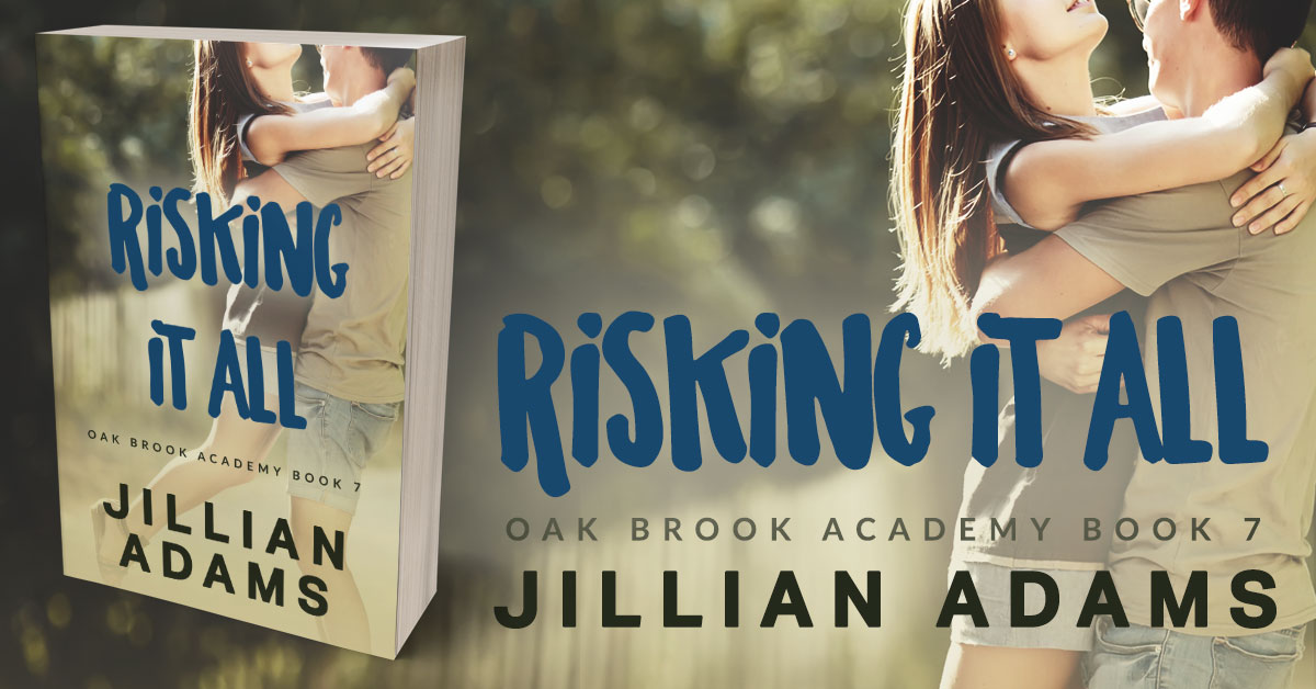 Showcase Spotlight: Risking It All by Jillian Adams