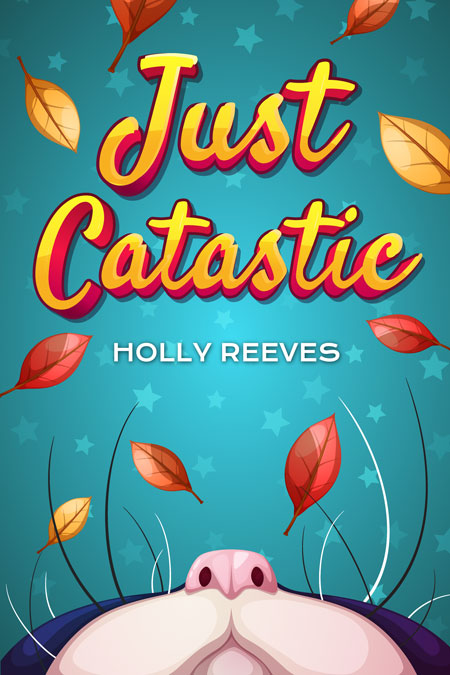 Just Catastic - Chicklit Premade Book Cover For Sale @ Beetiful Book Covers