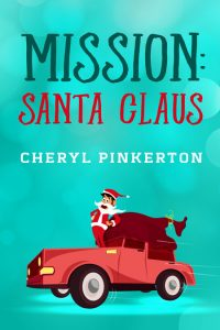 Mission: Santa Claus - Christmas Chick-lit Premade Book Cover For Sale @ Beetiful Book Covers