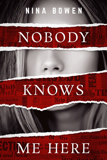 Nobody Knows Me Here by Nina Brown