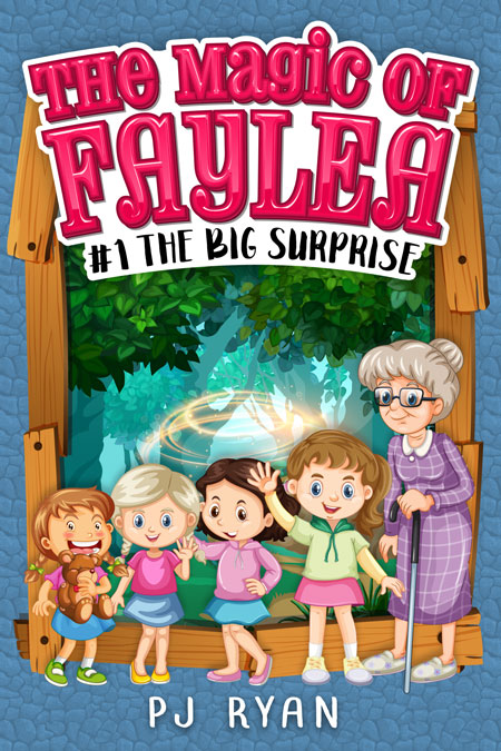 The Big Surprise by PJ Ryan