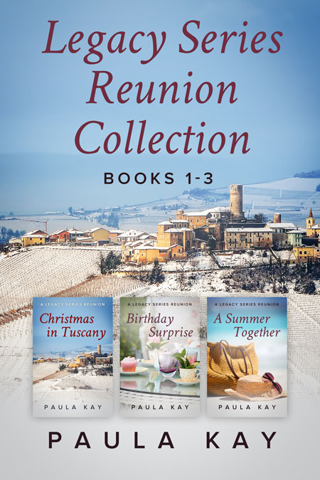 Legacy Series Reunion Collection by Paula Kay