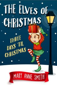 The Elves of Christmas - Middle-grade Christmas Series Premade Book Covers For Sale - Beetiful