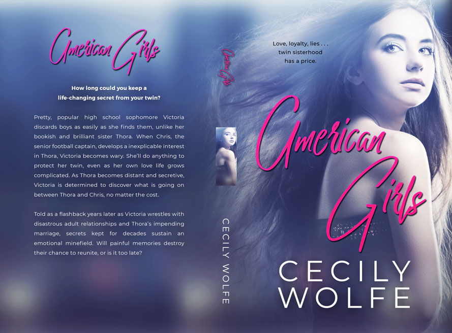 American Girls by Cecily Wolfe