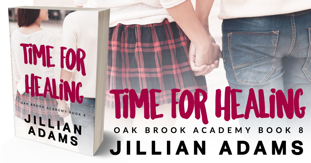 Showcase Spotlight: Time For Healing by Jillian Adams
