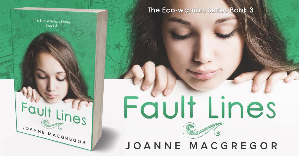Showcase Spotlight: Fault Lines by Joanne Macgregor