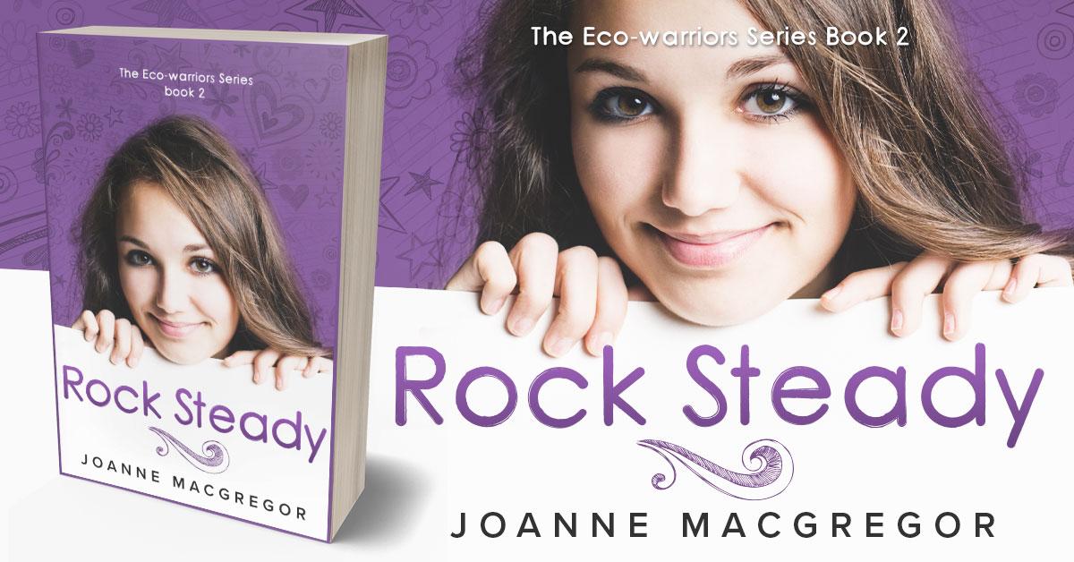 Showcase Spotlight: Rock Steady by Joanne Macgregor
