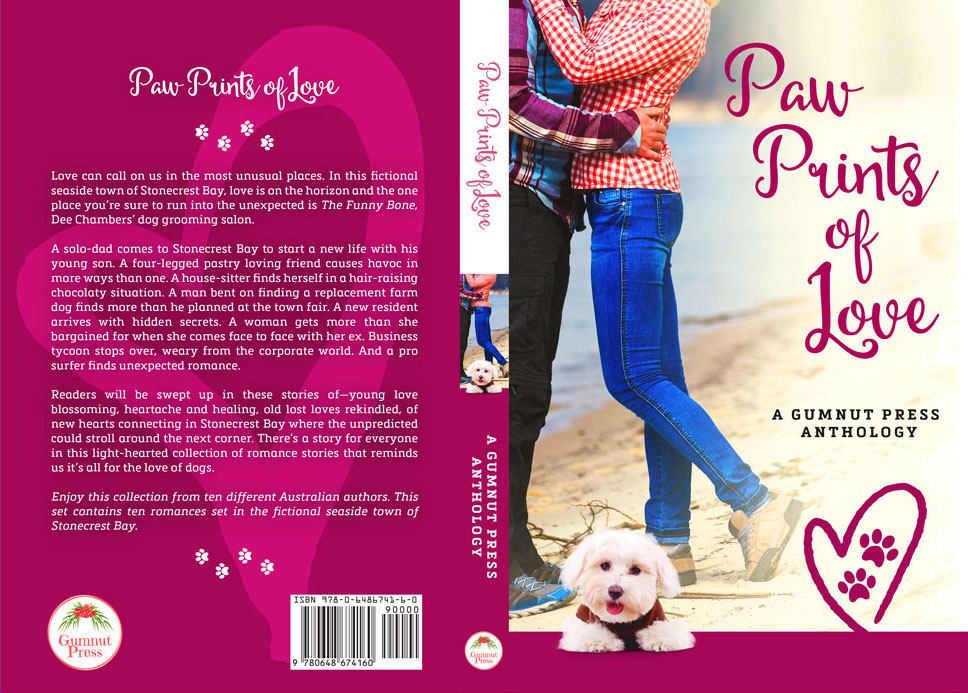 Paw Prints of Love by P.L. Harris