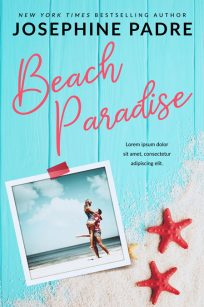 Beach Paradise - Romance Premade Book Cover For Sale @ Beetiful Book Covers