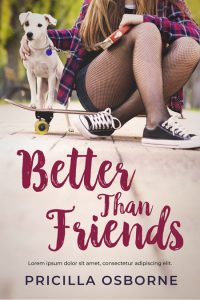 Better Than Friends - Young Adult Premade Book Cover For Sale @ Beetiful Book Covers