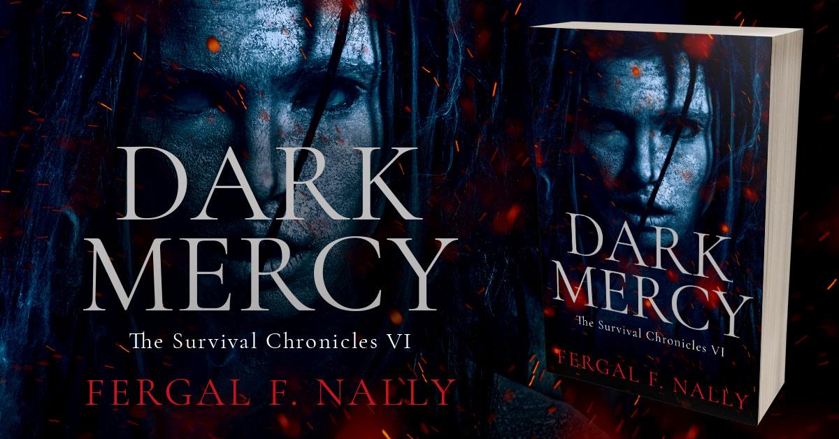 Showcase Spotlight: Dark Mercy by Fergal F. Nally