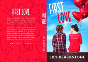 First Love - Young Adult Romance Premade Book Cover For Sale @ Beetiful Book Covers