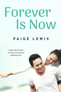 Forever Is Now - Asian Romance Premade Book Cover For Sale @ Beetiful Book Covers