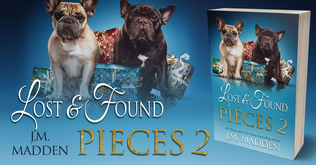 Showcase Spotlight: Lost and Found Pieces 2 by J.M. Madden