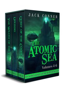 The Atomic Sea Box Set: Volumes 4-6 by Jack Conner
