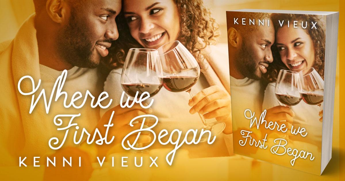 Showcase Spotlight: Where We First Began by Kenni Vieux