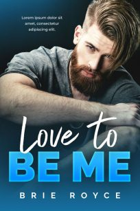 Love To Be Me - Contemporary Romance Premade Book Cover For Sale @ Beetiful Book Covers