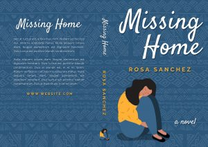Missing Home - Fiction Premade Book Cover For Sale @ Beetiful Book Covers