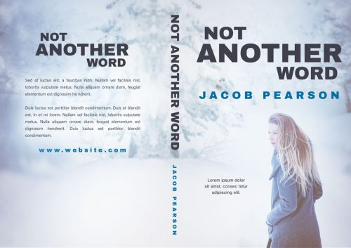 Not Another Word - Suspense / Mystery Fiction Premade Book Cover For Sale @ Beetiful Book Covers