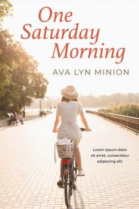 One Saturday Morning - Fiction Premade Book Cover For Sale @ Beetiful Book Covers