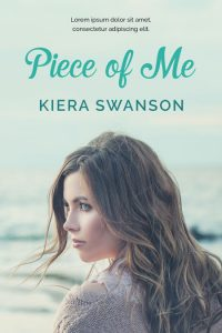Piece of Me - Fiction Premade Book Cover For Sale @ Beetiful Book Covers