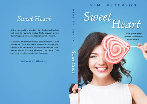 Series: Candy Girls - Chick-lit Romance Series Premade Book Covers For Sale - Beetiful