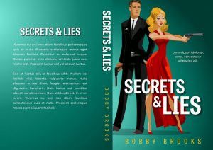 Series: Secret Spies - Romantic Suspense Series Premade Book Covers For Sale - Beetiful