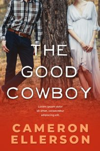 The Good Cowboy - Country Contemporary Romance Premade Book Cover For Sale @ Beetiful Book Covers