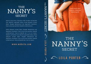 The Nanny's Secret - Women's Fiction Premade Book Cover For Sale @ Beetiful Book Covers