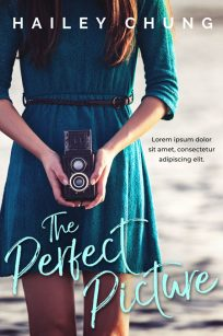 The Perfect Picture - Young Adult Premade Book Cover For Sale @ Beetiful Book Covers