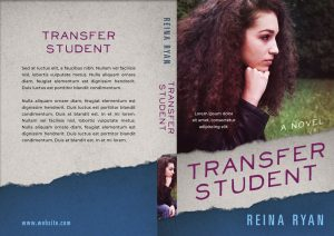 Transfer Student - Young Adult Premade Book Cover For Sale @ Beetiful Book Covers