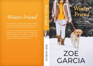 Winter Friend - Romance Premade Book Cover For Sale @ Beetiful Book Covers