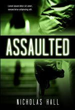 Assaulted – Mystery / Suspense / Thriller Premade Book Cover For Sale @ Beetiful Book Covers