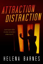 Attraction Distraction – Mystery / Suspense / Thriller Premade Book Cover For Sale @ Beetiful Book Covers