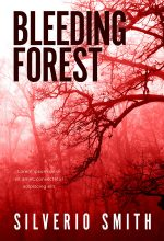 Bleeding Forest – Thriller / Horror Premade Book Cover For Sale @ Beetiful Book Covers