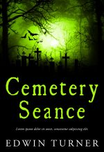 Cemetery Seance – Horror Premade Book Cover For Sale @ Beetiful Book Covers