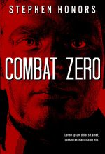 Combat Zero – Military / Action Premade Book Cover For Sale @ Beetiful Book Covers