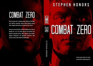 Combat Zero - Military / Action Premade Book Cover For Sale @ Beetiful Book Covers