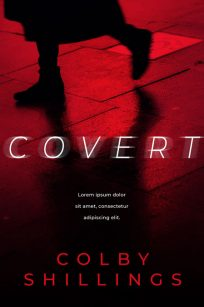 Covert - Suspense Premade Book Cover For Sale @ Beetiful Book Covers
