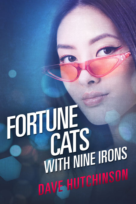 Fortune Cats with Nine Irons by Dave Hutchinson