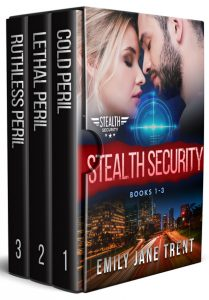 Stealth Security Book Bundle (Books 1-3) by Emily Jane Trent