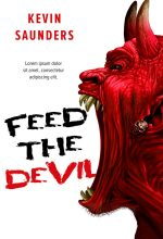 Feed the Devil – Horror Premade Book Cover For Sale @ Beetiful Book Covers