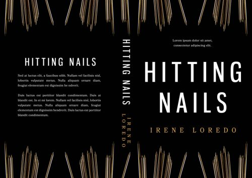 Hitting Nails - Psychological Thriller Premade Book Cover For Sale @ Beetiful Book Covers