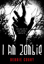 I Am Zombie – Horror Premade Book Cover For Sale @ Beetiful Book Covers