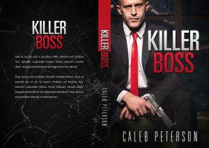 Killer Boss - Action / Thriller Premade Book Cover For Sale @ Beetiful Book Covers