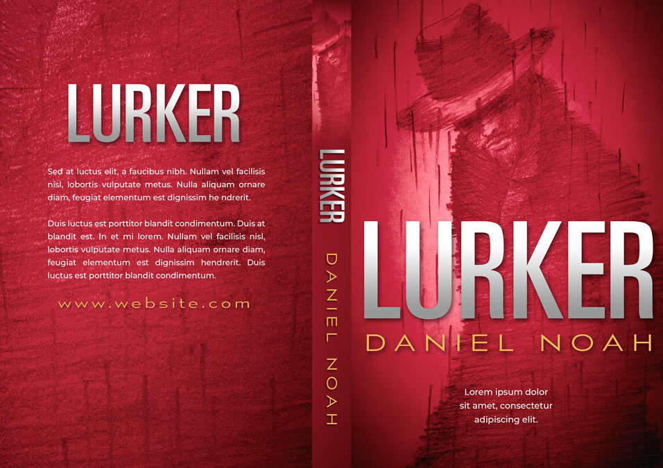 Lurker - Thriller Premade Book Cover For Sale @ Beetiful Book Covers
