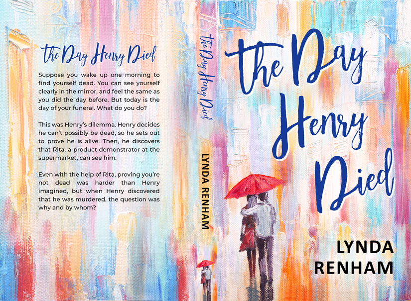 The Day Henry Died by Lynda Renham