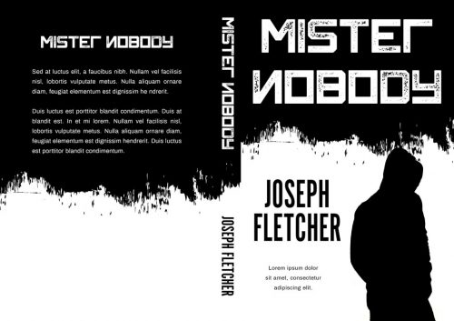Mister Nobody - Mystery / Suspense / Thriller Premade Book Cover For Sale @ Beetiful Book Covers