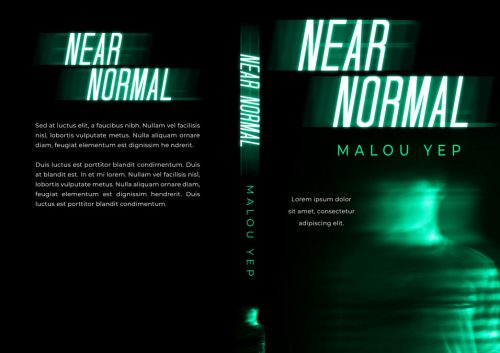 Near Normal - Paranormal Premade Book Cover For Sale @ Beetiful Book Covers